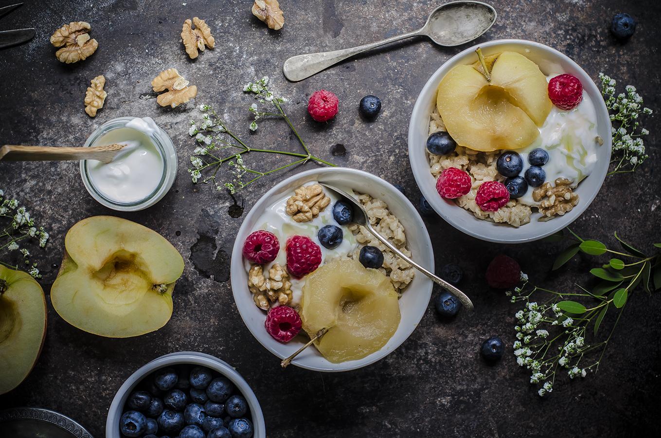 Frutta a colazione: gli zuccheri che fanno bene