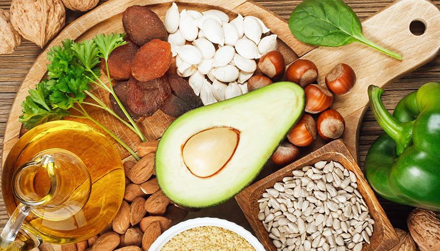 I Benifici del Tocofenolo, assumi più frutta e verdura e meno integratori!